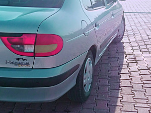 2004 1.4 16V MEGAN