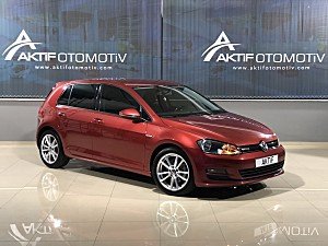 A K T İ F DEN 2014 GOLF 1.6 TDI 110HP 6VİTES BLUEMOTION EXTRA. .