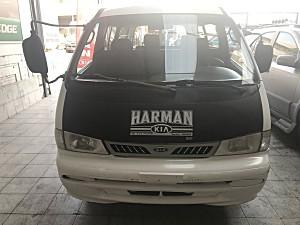 HARMAN KIA OZEL SERVIS VE YEDEK PARCALARINDAN SATILIK 2000 MODEL PREGIO 5 1 YANDAN CAMLI PANELVAN