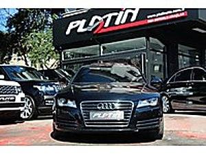 2011 AUDI A7 3.0 TDI S-LINE BOSE F1 NAVİ HAFIZA GERİ GRŞ SUNROOF Audi A7 3.0 TDI