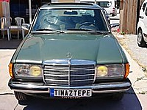 TINAZTEPE DEN 1983 230E MERCEDES-BENZ KUSURSUZ KLASİK MERCEDES - BENZ 230 230 E