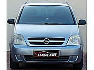 ŞAHBAZ AUTO 2004 OPEL MERİVA 1.6 ESSENTİA OTOMATİK LPG GERİGÖRÜŞ Opel Meriva 1.6 Essentia