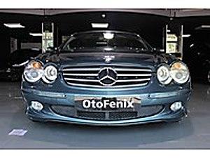 OTOFENİX BAYİ ÇIKIŞLI 2004 20.000KM DE SL350 ISITMA SOĞUTMA Mercedes - Benz SL 350