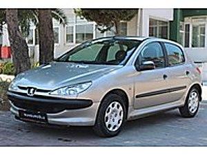 SUNGUROGLUNDAN 2006 PEUGEOT 206 1.4 X DESİNG 161.000 KMDE Peugeot 206 1.4 X-Design