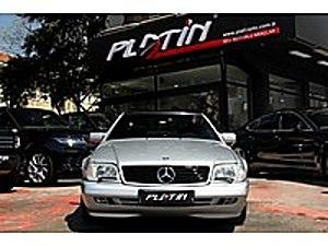 1997 MERCEDES SL 320   AMG CABRIOLET HARD-TOP HAFIZA ISITMA BAYİ Mercedes - Benz SL 320