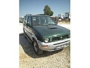 METIN OZDIL OTOMOTIVDEN 1998 NISSAN TERRENO II TD Nissan Terrano 2.7 TDI SE