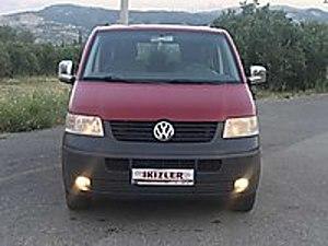 İKİZLER OTOMOTİVDEN HATASIZ FULL BAKIMLI TRANSPORTER1.9 UZUNŞASE Volkswagen Transporter 1.9 TDI Camlı Van