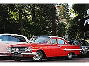1960 CHEVROLET IMPALA 5.8 SUPERCHARGED V8 KLASİK Chevrolet Impala Impala