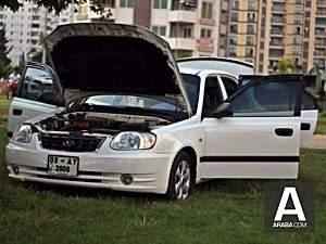 Hyundai Accent 1.3 Admire