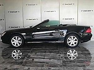 DACAR dan 2003 SL 500 CABRIO Mercedes - Benz SL 500