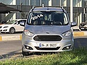 CANPOLAT OTO DAN 2014 MODEL COURİER 1.6 DELÜXE HATASIZ FULL Ford Tourneo Courier 1.6 TDCi Deluxe