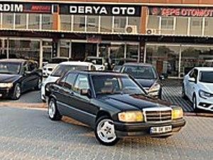 1992 MODEL OTOMATİK VİTES 190E 2.0 FIRSAT ARACI MERCEDES - BENZ 190 190 E 2.0