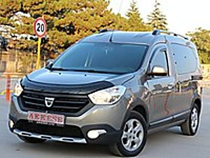 HATASIZ AKSESUARLI DACİA DOKKER 1.5 DCİ STEPWAY FULL KUM BEJİ Dacia Dokker 1.5 dCi Stepway