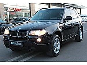 2008 BMW X3 2.0XDRİVE 177PS DEĞİŞENSİZ-EMSALSİZ-160.000KM BMW X3 20D XDRIVE 2.0D XDRIVE
