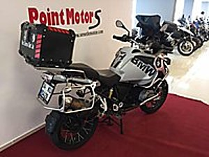 Point den ilk gün ki gibi BMW R 1200 GS Adventure