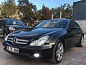 TINAZTEPE DEN 2010 CLS 350 CDI SIFIRDAN FARKSIZ Mercedes - Benz CLS 350 CDI