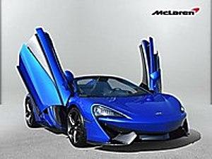 -HD MOTORLU ARAÇLAR- 2019 McLaren 570s SPIDER 0 KM 570HP McLaren 650S Spider 3.8