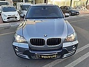 TORUN OTOMOTİVDEN.. 2010 MOD X5 BAYİ ÇIKIŞ  TAKAS OLUR   BMW X5 30d xDrive