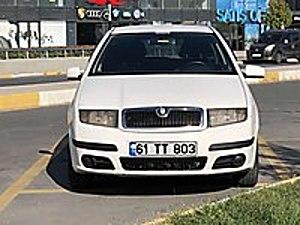 CANPOLAT OTO DAN 2006 MODEL SKODA FABİA CLASSİC KLİMALI FULL Skoda Fabia 1.4 TDI Classic