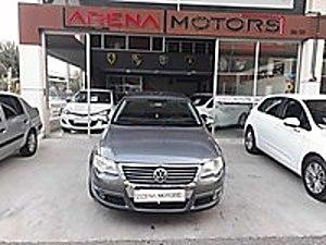 Arena MOTORSdan 2006 VW PASSAT 2.0 TDİ COMFORTLİNE DSG DİZEL OT Volkswagen Passat 2.0 TDi Comfortline