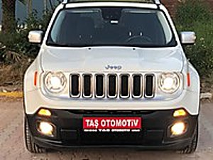 TAŞ OTOMOTİV 2017 Jeep Renegade 1.6 Multijet Limited DDCT Jeep Renegade 1.6 Multijet Limited