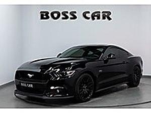 BOSS CAR DAN FORD MUSTANG 5.0 GT NAVİ ISITMA SOĞUTMA 421HP Ford Mustang 5.0 Convertible