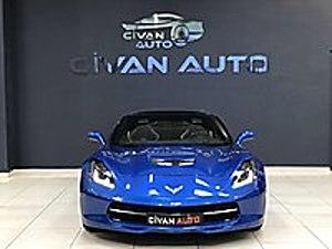 CİVAN 2014 CORVETTE C7 STRINGAY 3LT Z51 PAKET Chevrolet Corvette C7