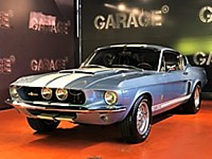 GARAGE 1967 FORD MUSTANG SHELBY GT-350  SERIAL NO 2157  Ford Mustang