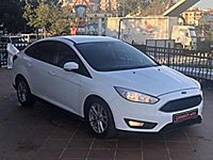 ÇEKMEKÖY OTOMOTİVDEN DİZEL OTOMATİK FOCUS  18 FATURALI Ford Focus 1.5 TDCi Trend X