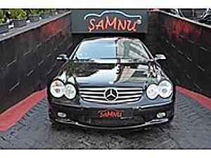 ŞAMNU  DAN 2003 MERCEDES BENZ SL 55 AMG Mercedes - Benz SL 55 AMG