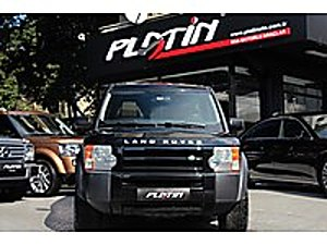 BAYİ 2008 LAND DİSCOVERY 2.7 TDV6 XS HARMANKARDON SUNROOF BOYASZ Land Rover Discovery 2.7 TDV6