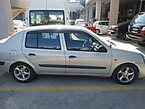2004 SEMBOL 1.5 DCI- KLİMALI -BAKIMLI-MOTOR YÜRÜYEN MASRAFSIZ Renault Symbol 1.5 dCi Authentique