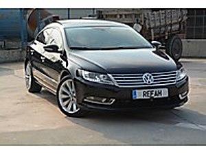 ARACIMIZIN KAPORASI ALINMIŞTIR İLGİNİZE TEŞEKKÜRLER... Volkswagen VW CC 1.4 TSI Sportline