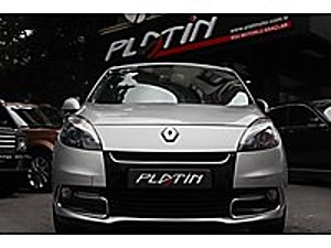 2012 RENAULT SCENİC 1.5dCİ EDC PRİVİLEGE 110 HP KEYLESS Renault Scenic 1.5 dCi Privilege