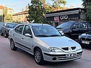 ER OTO DAN 2001 RENAULT MEGANE 1.4 SEDAN 26.000 KM EMSALSİZ Renault Megane 1.4 RTA