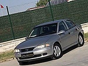 Ünlühan  2001 Model DAHA 115.000 Km de Sıfır kokulu İLk sahibi Opel Vectra 1.6 Comfort