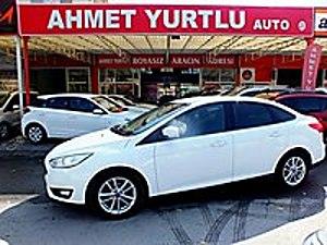 AHMET YURTLU AUTO 2015 FOCUS 1.6TDCI TREND X BOYASIZ Ford Focus 1.6 TDCi Trend X