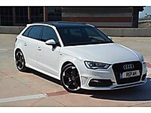 ARACIMIZIN KAPORASI ALINMIŞTIR İLGİNİZE TEŞEKKÜRLER... Audi A3 A3 Sportback 1.6 TDI Ambition