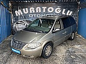 MURATOĞLU   2005 GRAND VAYOGER 2.8DİZEL OTOMATİK EMSALSİZ Chrysler Grand Voyager 2.8 CRD Limited