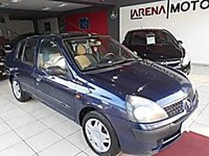 Arena MOTORSdan RENAULT CLİO SYMBOL 1.4 İ AUTH.KLİMA LPG ORJ. Renault Clio 1.4 Authentique