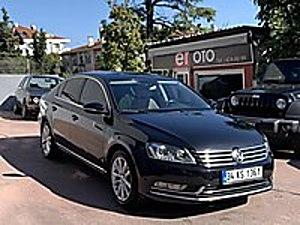 ER OTO DAN 2014 PASSAT 1.6 TDİ DSG OTOMATİK SUNROOFLU HİGHLİNE Volkswagen Passat 1.6 TDi BlueMotion Highline
