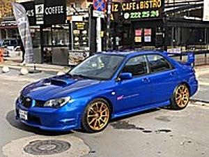 ERDOĞANLAR DAN 2005 WRX FORGED YENİ GÖRÜM Subaru Impreza 2.0 WRX