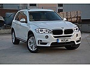 ARACIMIZIN KAPORASI ALINMIŞTIR İLGİNİZE TEŞEKKÜRLER... BMW X5 25d xDrive Premium