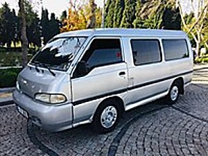 İLKELDEN   AİLE ARACI -2001 HUNDAİ  H.100 KOLTUKLUU ORJİNALLLLLL Hyundai H 100 2.5 D DLX Camlıvan