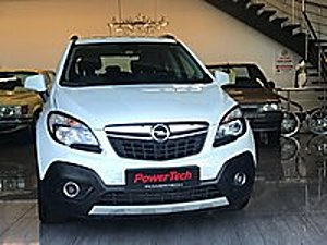 POWERTECH 2015 MODEL MOKKA 1.6 CDTİ ENJOY 65.000 KM SUNROOF Opel Mokka 1.6 CDTI  Enjoy