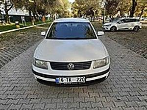 2001 PASSAT 1.8 TURBO İLK ELDEN BAKIMLI ARAC Volkswagen Passat 1.8 T Comfortline