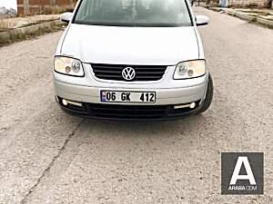 Volkswagen Touran 1.9 TDi Comfortline