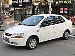 ERDOĞANLARDAN 2005 MODEL CHEVROLET KALOS 1.4 SX ABS KLİMA AIRBAG Chevrolet Kalos 1.4 SX