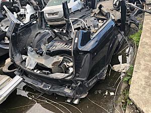 Audi Q7 Tavan arka ve diğer bütün parçalar hatasız orjinal çıkma
