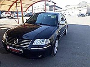 HASTASINA MASRAFSIZ 2002 MODEL VOLKSWAGEN PASSAT 1.6 Volkswagen Passat 1.6